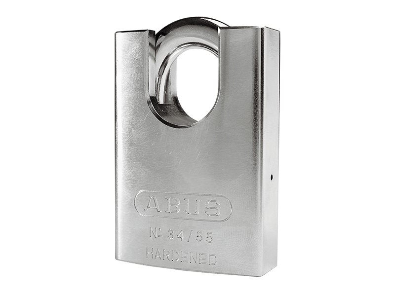 34 Series Hardened Steel Padlock