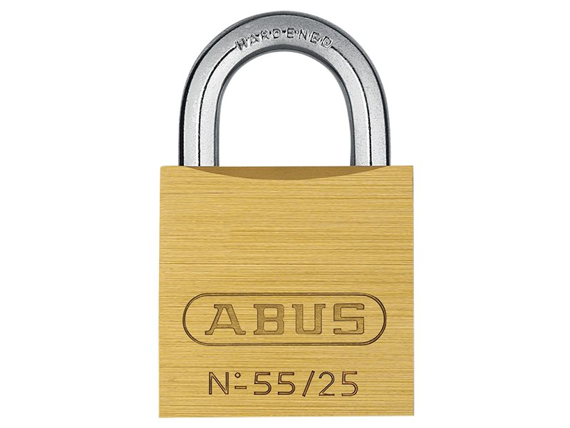 55 Series Brass Padlock