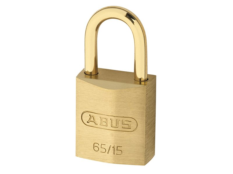 65MB Series Solid Brass Padlock