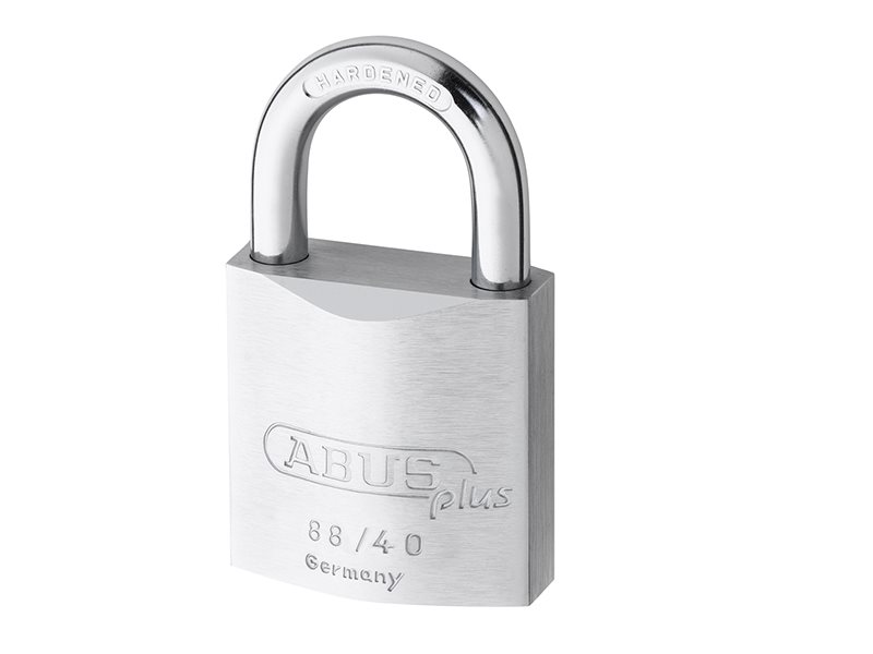 88 Series Brass PLUS Padlock