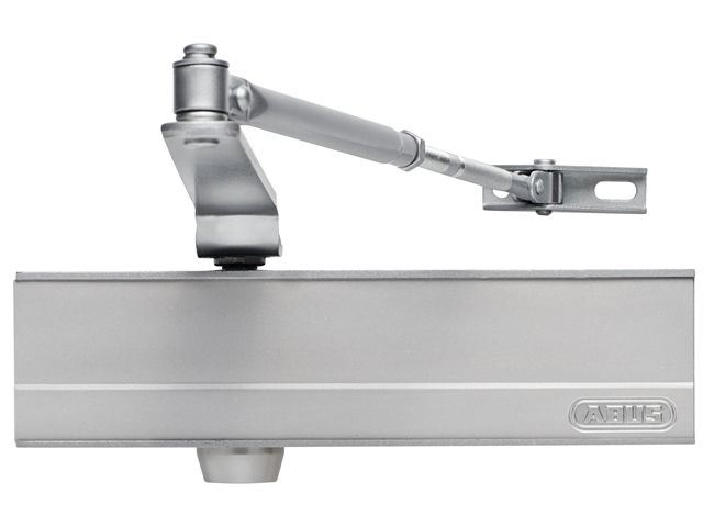 AC7124 Overhead Door Closer Silver