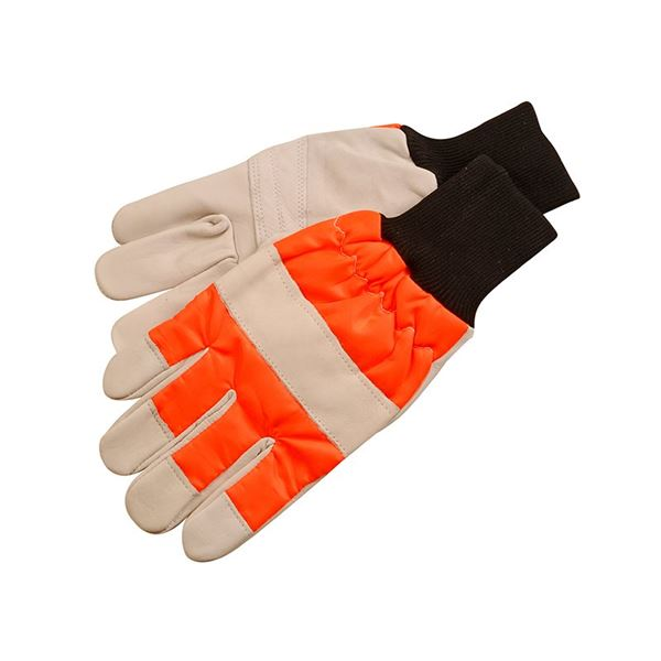 ALM Manufacturing CH015 Chainsaw Safety Gloves - Left Hand protection
