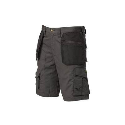 Apache Rip-Stop Holster Shorts Grey