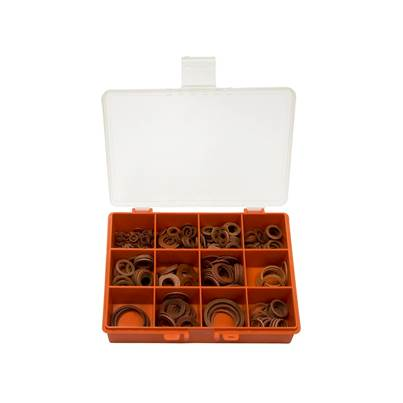 Arctic Hayes Fibre Washer Kit 330 Piece