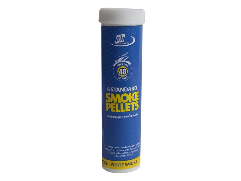 Standard 13g Smoke Pellet (Tube of 6)