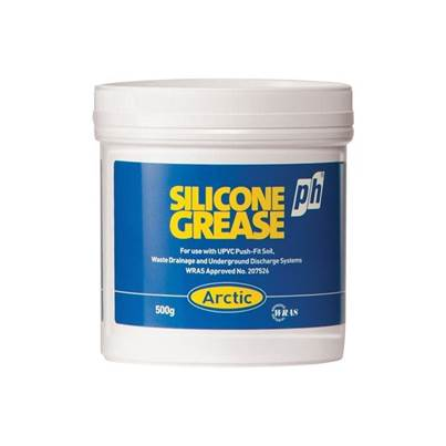 Arctic Hayes PH Silicone Grease Tub 500g