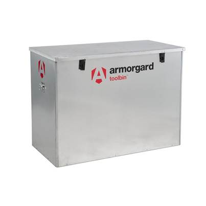 Armorgard TOOLBIN™ Galvanised Storage Box 1165 x 560 x 860mm