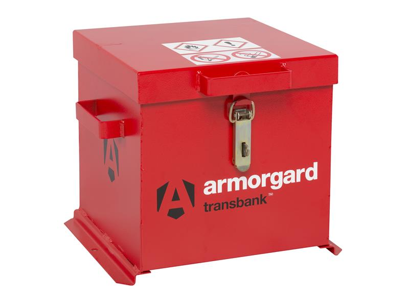 TransBank™ Hazard Transport Box