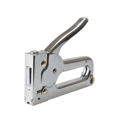 JT21C Staple Gun Tacker - Chrome