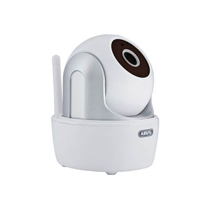 ABUS Electronic TVAC19000 WLAN Indoor Pan/Tilt 720p Camera and App