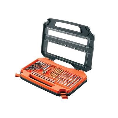 Black & Decker A7152 Accessory Set, 35 Piece