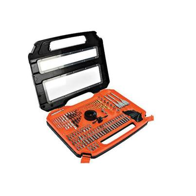 Black & Decker A7154 Accessory Set 100 Piece