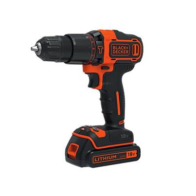 Black & Decker BDCHD18K 2 Speed Combi Drill