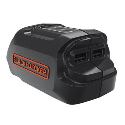 Black & Decker BDCU15AN USB Charger 18V Bare Unit