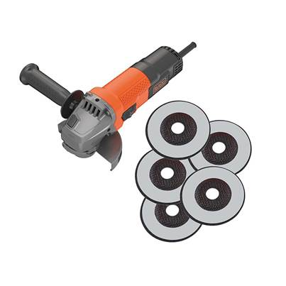 Black & Decker BEG110A5 750W 115mm Mini Grinder 750W 240V