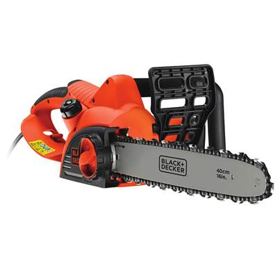 Black & Decker CS2040 Corded Chainsaw 40cm Bar 2000W 240V