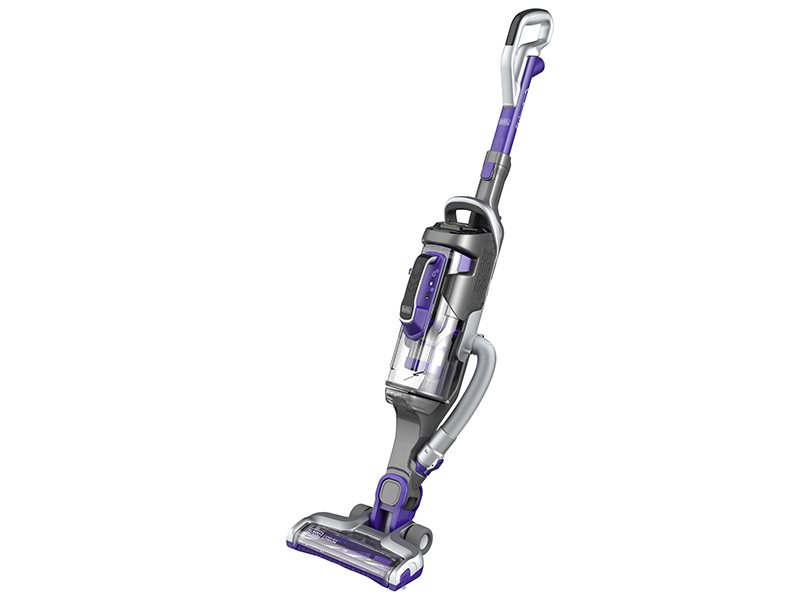 2-In-1 Cordless MULTIPOWER Vacuum Cleaner 45W 18V