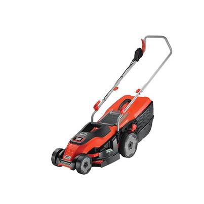 Black & Decker EMAX38I Rotary Lawnmower 38cm 1600W 240V