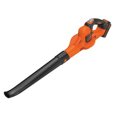 Black & Decker GWC1820PC Power Command Blower 18 Volt 1 x 2.0Ah Li-Ion