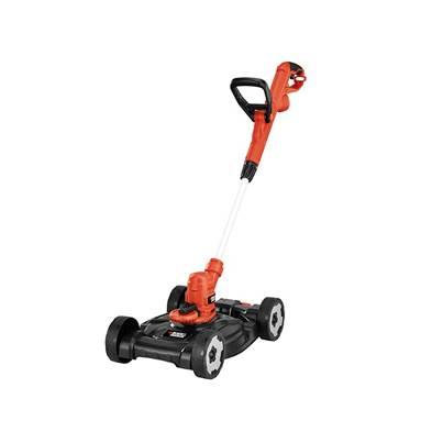 Black & Decker ST5530 Corded Strimmer® & City Mower 550W 240V