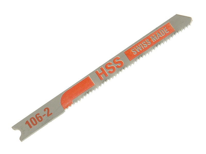 X22153 Metal Jigsaw Blades 70mm Pack of 2