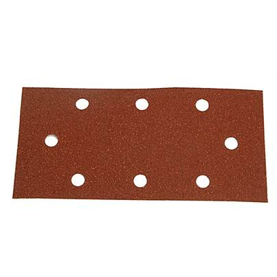 Black & Decker 1/3 Perforated Sanding Sheets 93 x 185mm