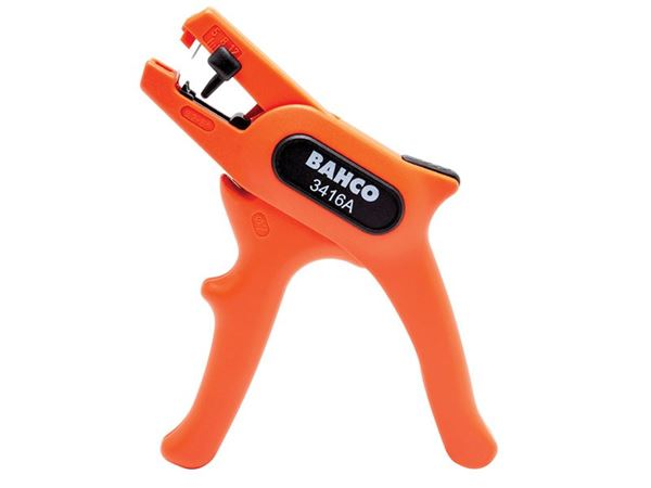 Bahco Automatic Wire Stripping Pliers (0.2-6mm)