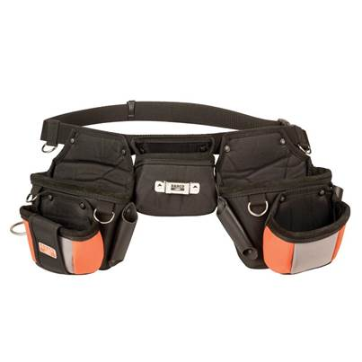 Bahco Three Pouch Belt
