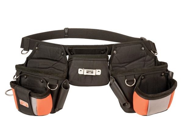 Bahco 4750-3PB-1 Three Pouch Belt Set
