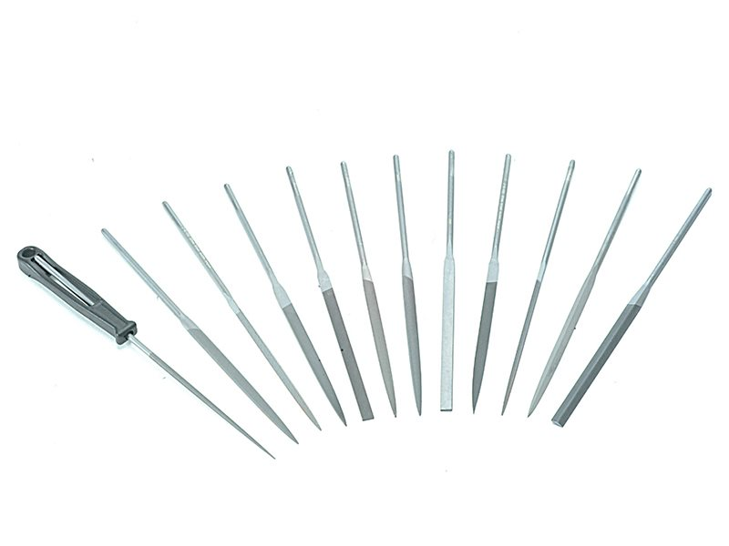 Needle Set of 12 Cut 2 Smooth 2-472-16-2-0 160mm (6.2in)