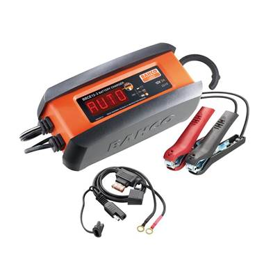 Bahco BBCE12-3 Fully Automatic Battery Charger 3 amp 12V