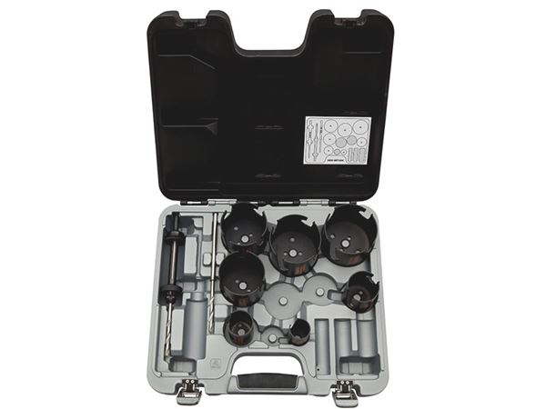 Bahco Multi-Construction Superior™ Holesaw Set  9 Piece