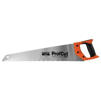 Bahco ProfCut Insulation Saw with New Waved Toothing 550mm (22in) 7tpi