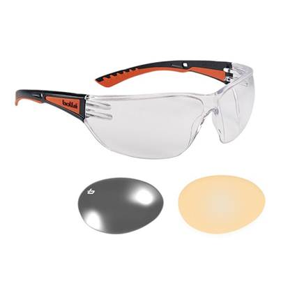 Bolle Safety SLAM+ PLATINUM® Safety Glasses