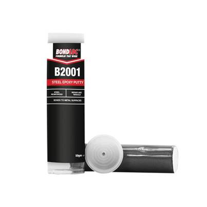 Bondloc B2001B Metal Epoxy Repair Putty 50g