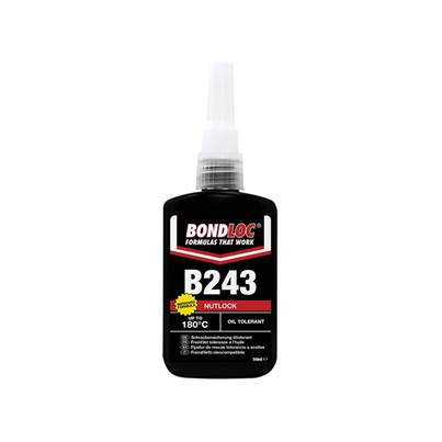 Bondloc B243 Nutlock Medium Strength Threadlocker
