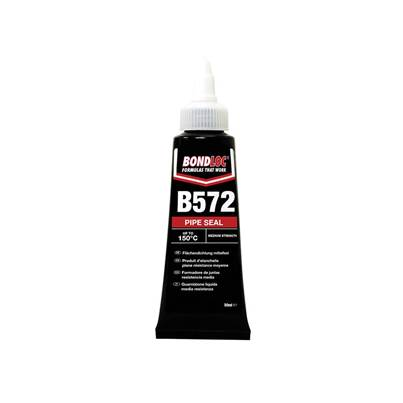 Bondloc B572 Pipe Seal Slow Cure 50ml