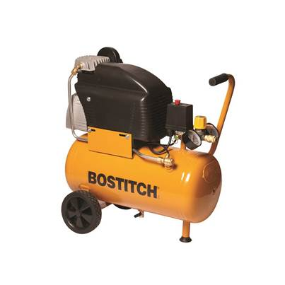 Bostitch C24-U Portable Compressor 24 litre 110V