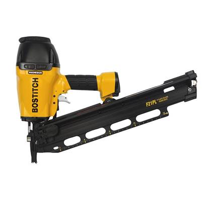 Bostitch F21PL-E Pneumatic Roundhead & MCN Stick Nailer 38-90mm