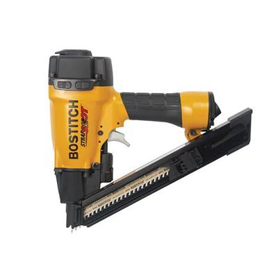 Bostitch MCN150-E Pneumatic Strap Shot Metal Connecting Nailer 38mm