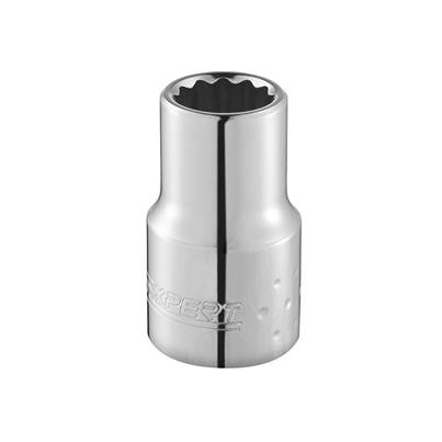 Expert Bi-Hexagon Socket Imperial 1/4 in Drive