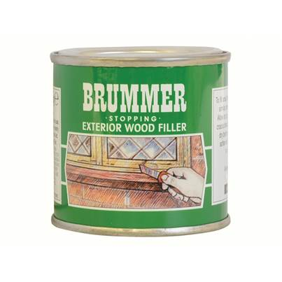 Brummer Green Label Exterior Stopping, Small Tins