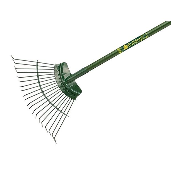 Bulldog Evergreen Lawn Rake