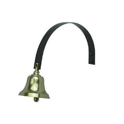 Byron 62503 Shop Bell Brass
