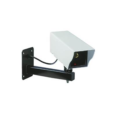 Byron CS11D Dummy Camera Wall-Mounted + LED Light