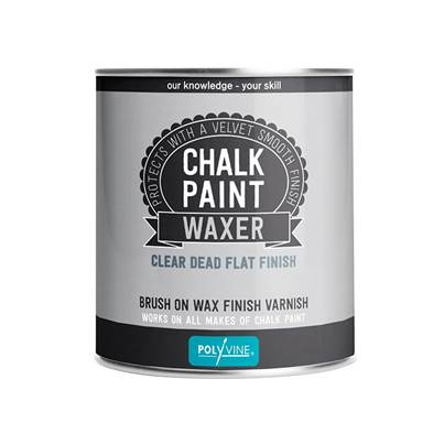 Polyvine Chalk Paint Waxer 500ml