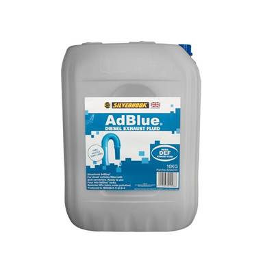 Silverhook Diesel Exhaust Treatment Additive 10kg