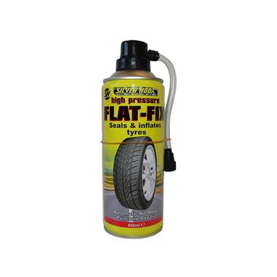 Silverhook Flat Fix 450ml