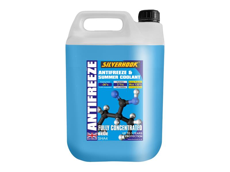 Concentrated Antifreeze