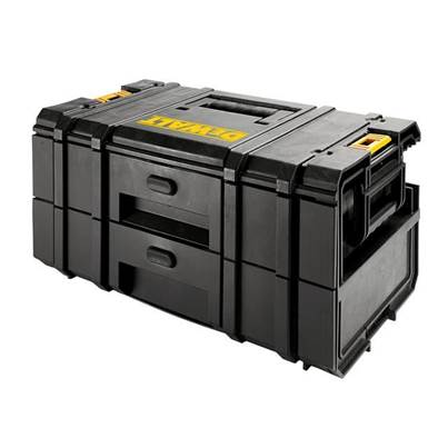 DEWALT TOUGHSYSTEM™ DS250 2 Drawer Toolbox